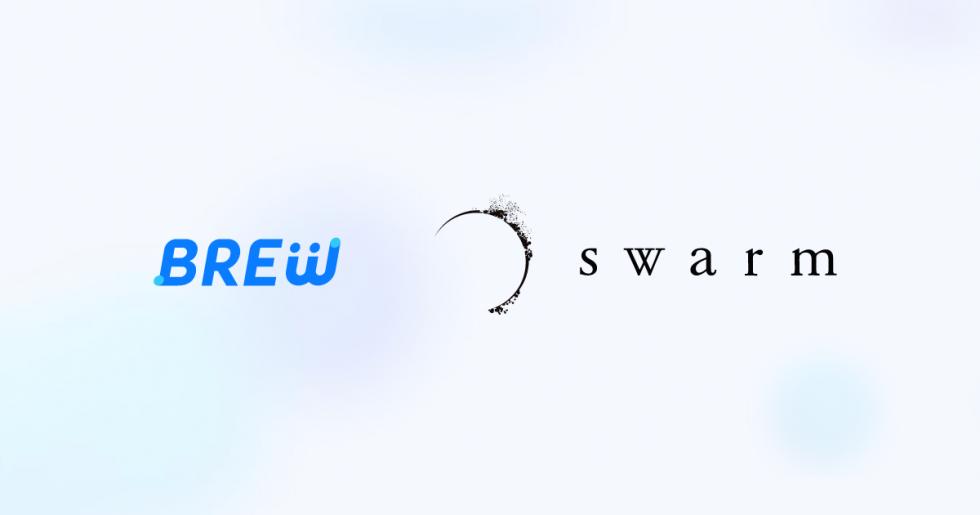 BREW株式会社 株式会社 swarm